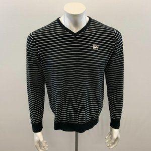 Billabong Men's Black Long Sleeve Sweatshirt